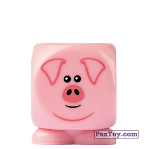 PaxToy.com - 14 Pig из Esselunga: Despicable Me (Blokhedz)
