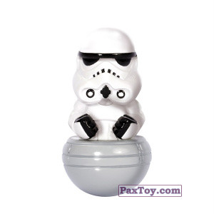 PaxToy.com - 14 Stormtrooper из Esselunga: Star Wars 1.0 - Rollinz 2016