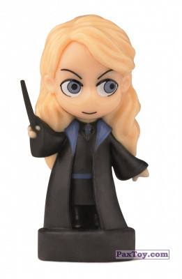 PaxToy.com - 15 Luna Lovegood (Сторна-back) из Esselunga: Harry Potter WIZZIS