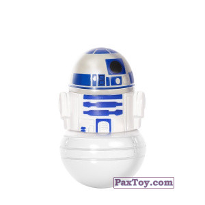 PaxToy.com - 15 R2-D2 из Esselunga: Star Wars 1.0 - Rollinz 2016