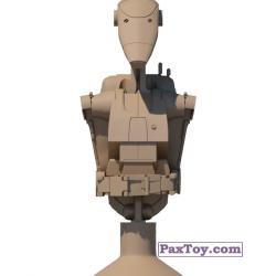 PaxToy 16 Bojni droid