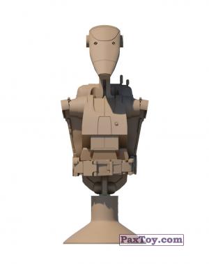 PaxToy.com - 16 Bojni droid из Lidl: Star Wars Stikeez