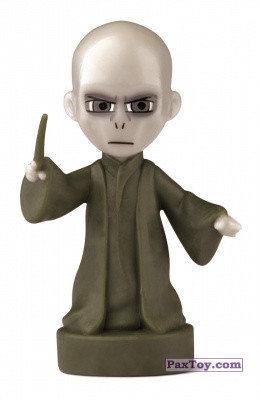 PaxToy.com - 16 Lord Voldemort (Сторна-back) из Esselunga: Harry Potter WIZZIS