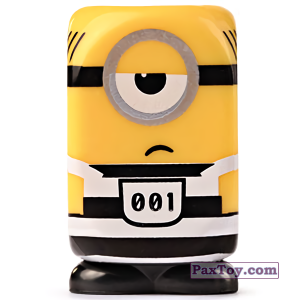 PaxToy.com - 16 Mel Carcerato из Esselunga: Despicable Me (Blokhedz)