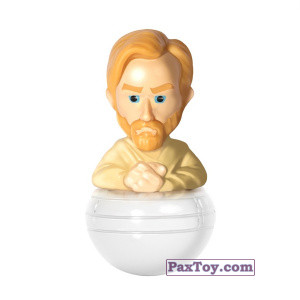 PaxToy.com - 16 Obi-Wan Kenobi из Esselunga: Star Wars 1.0 - Rollinz 2016