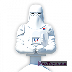 PaxToy 16 SNOW TROOPERS