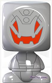 PaxToy.com - 16 Ultron из Z Energy: Marvel Avengers (Blokhedz)
