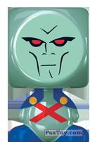 PaxToy.com - 17 Martinas Žmonių Medžiotojas (Martian Manhunter) из Norfa: Superherojai (Blokhedz)