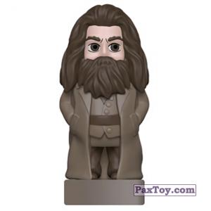 PaxToy.com - 17 Rubeus Hagrid из Esselunga: Harry Potter WIZZIS