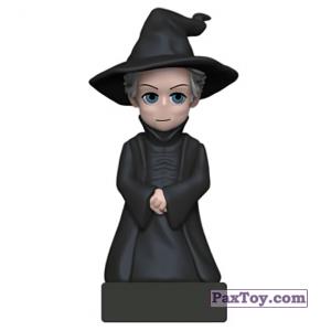 PaxToy.com - 18 Minerva Mcgranitt из Esselunga: Harry Potter WIZZIS