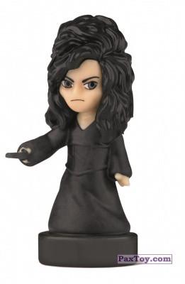 PaxToy.com - 19 Bellatrix Lestrange (Сторна-back) из Esselunga: Harry Potter WIZZIS