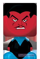 PaxToy.com - 19 Sinestro (Sinestro) из Norfa: Superherojai (Blokhedz)