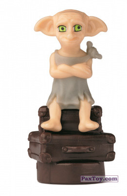 PaxToy.com - 20 Dobby (Сторна-back) из Esselunga: Harry Potter WIZZIS
