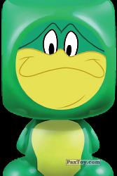 PaxToy 20 Michigan J Frog (Blokhedz)