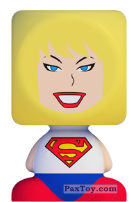PaxToy.com - 20 Supermergina (Supergirl) из Norfa: Superherojai (Blokhedz)