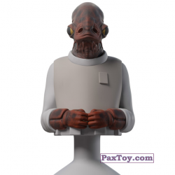 PaxToy 22 Admiral Ackbar