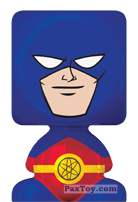 PaxToy.com - 22 Atomas (The Atom) из Norfa: Superherojai (Blokhedz)