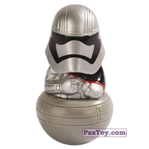 PaxToy.com - 24 Capitano Phasma из Esselunga: Star Wars 2.0 - Rollinz 2018