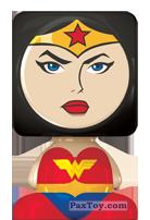 PaxToy.com - 24 Stebuklinga Moteris (Wonder Woman) из Norfa: Superherojai (Blokhedz)