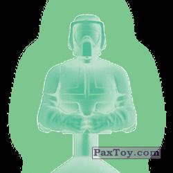 PaxToy 24 TROOPER CERCETAS (HOLOGRAMA)