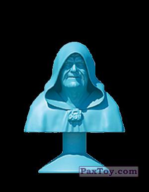 PaxToy.com - 27 IMPARATUL из Mega Image: Star Wars Stikeez Disney