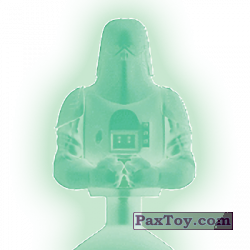 PaxToy 28 SNOW TROOPERS (HOLOGRAMA)