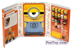 PaxToy Esselunga (Италия)   2018 Despicable Me (Blokhedz)   05 Album