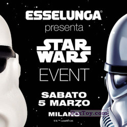 PaxToy Esselunga (Italy)   2016 Star Wars 1.0   05 evento starwars