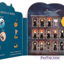 PaxToy Esselunga (Italy)   2017 Harry Potter WIZZIS   02 Album