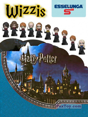 PaxToy Esselunga: Harry Potter WIZZIS