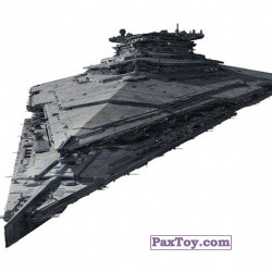 PaxToy Esselunga (Italy)   2018 Star Wars 2.0   Rollinz 00 star destroyer
