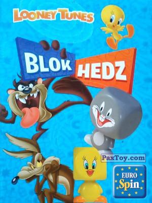 PaxToy EuroSpin: Looney Tunes (Blokhedz)