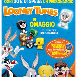PaxToy EuroSpin   2015 Looney Tunes (Blokhedz)   photo00