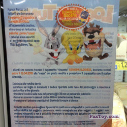 PaxToy EuroSpin   2015 Looney Tunes (Blokhedz)   photo06