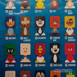 PaxToy EuroSpin   2015 Looney Tunes (Blokhedz)   photo22