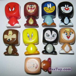 PaxToy EuroSpin   2015 Looney Tunes (Blokhedz)   photo27