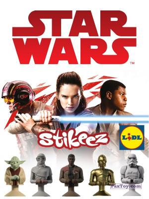 PaxToy Lidl: Star Wars Stikeez