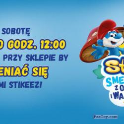PaxToy Lidl (Polska)   2017 Smerfy Stikeez   image05