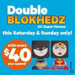 PaxToy Z Energy   2014 DC Super Heroes (Blokhedz)   01