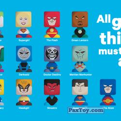 PaxToy Z Energy   2014 DC Super Heroes (Blokhedz)   03