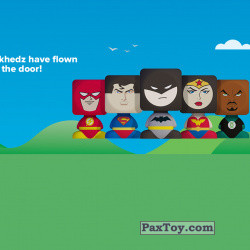 PaxToy Z Energy   2014 DC Super Heroes (Blokhedz)   04