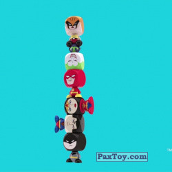 PaxToy Z Energy   2014 DC Super Heroes (Blokhedz)   05