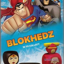 PaxToy Z Energy   2014 DC Super Heroes (Blokhedz)   15
