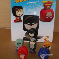 PaxToy Z Energy   2014 DC Super Heroes (Blokhedz)   20