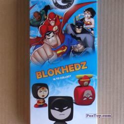 PaxToy Z Energy   2014 DC Super Heroes (Blokhedz)   21