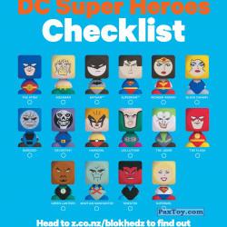 PaxToy Z Energy   2014 DC Super Heroes (Blokhedz)   22