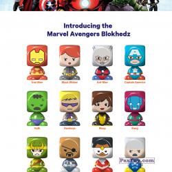 PaxToy Z Energy   2015 Marvel Avengers (Blokhedz) 0000