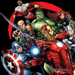 PaxToy Z Energy   2015 Marvel Avengers (Blokhedz) 0009