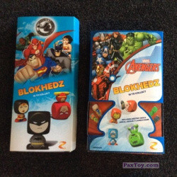 PaxToy Z Energy   2015 Marvel Avengers (Blokhedz)   photo 00