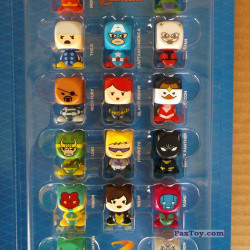 PaxToy Z Energy   2015 Marvel Avengers (Blokhedz)   photo 02